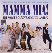 Mamma Mia!- The Movie Soundtrack | CD