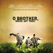 O Brother, Where Art Thou? | CD