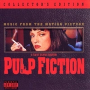 Pulp Fiction- Music From The Motion Picture | CD