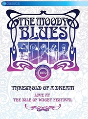 Threshold Of A Dream- Live At The Isle Of Wight Festival | DVD