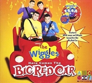 Here Comes The Big Red Car | CD