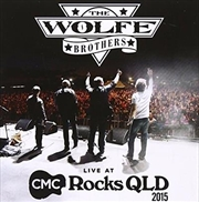 Live At Cmc Rocks Qld 2015 | CD/DVD