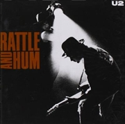 Rattle And Hum | CD