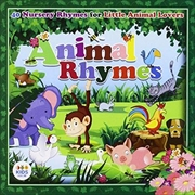 Animal Rhymes | CD