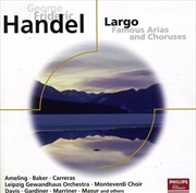 Best Of Handel, The
