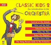 Introduction To The Orchestra | CD
