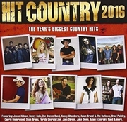 Hit Country 2016 | CD
