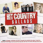 Hit Country Ballads | CD