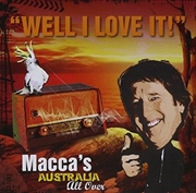 Macca- Well I Love It | CD