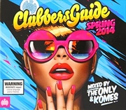 Clubber's Guide To Spring 2014   CD