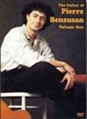Guitar Of Pierre Bensusan Vol 1 | DVD