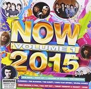 Now 2015 Vol 1 | CD