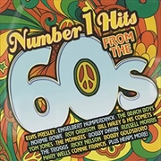 Number 1 Hits From The 60s | CD