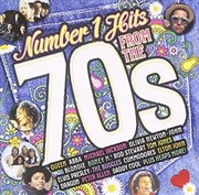 Number 1 Hits From The 70s | CD
