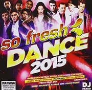 So Fresh Dance 2015