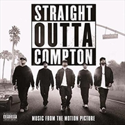 Straight Outta Compton Ost | CD