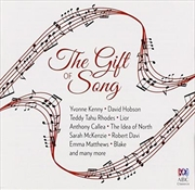 Gift Of Song | CD