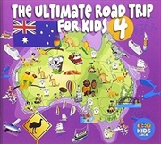 Ultimate Road Trip For Kids Vol 4