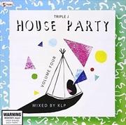 Triple J House Party Vol 4 | CD