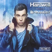 Hardwell Presents Revealed Vol 5