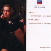 John Williams Plays Bach & Scarlatti | CD