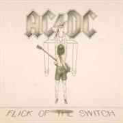 Flick Of The Switch | Vinyl