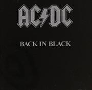 Back In Black | CD
