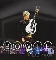 A Reality Tour | CD
