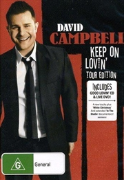 Keep On Lovin | CD/DVD