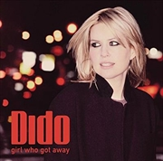 Girl Who Got Away | CD