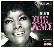 Real... Dionne Warwick   CD