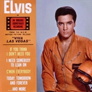 Viva Las Vegas | CD