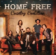 Country Evolution | CD