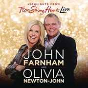 Two Strong Hearts Live | CD