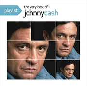 Playlist- The Very Best Of Johnny Cash | CD