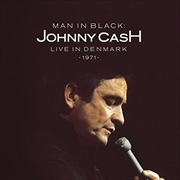 Man In Black- Live In Denmark 1971 | CD
