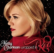 Wrapped In Red | CD
