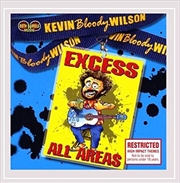 Excess All Areas   CD