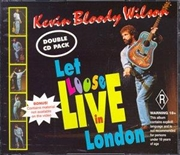 Let Loose- Live In London | CD