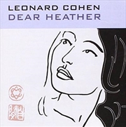 Dear Heather | CD