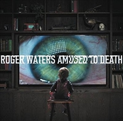 Amused To Death | CD