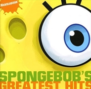 Spongebob's Greatest Hits | CD