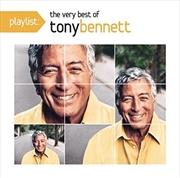 Playlist- The Very Best Of Tony Bennett | CD