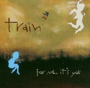 For Me, It's You | CD