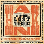 Lost Notebooks Of Hank Williams | CD