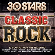 30 Stars- Classic Rock | CD