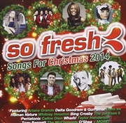 So Fresh- Songs For Christmas 2014 | CD