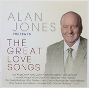 Alan Jones Presents The Great Love Songs