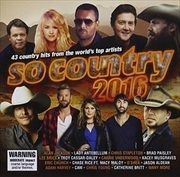 So Country 2016 | CD