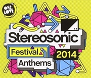 Stereosonic Festival Anthems 2014 | CD